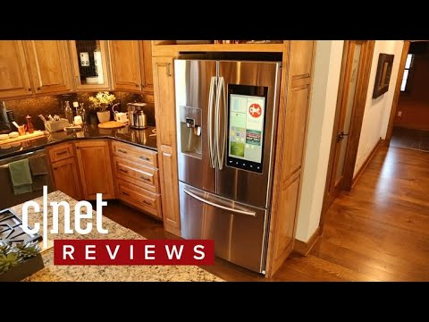 Here's a Family Hub smart fridge you can actually afford