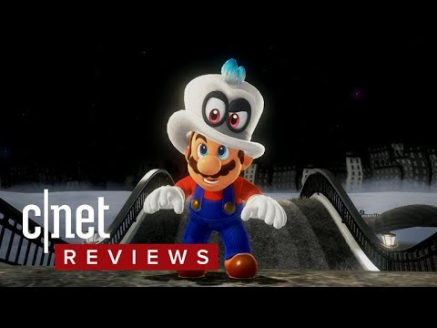Here's why Super Mario Odyssey is so freaking great