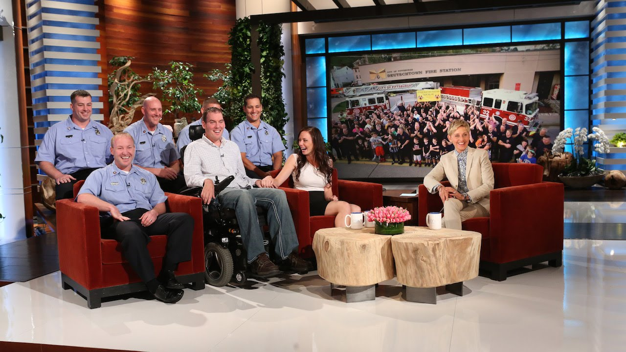 Hero Firefighters and Their Emotional Story