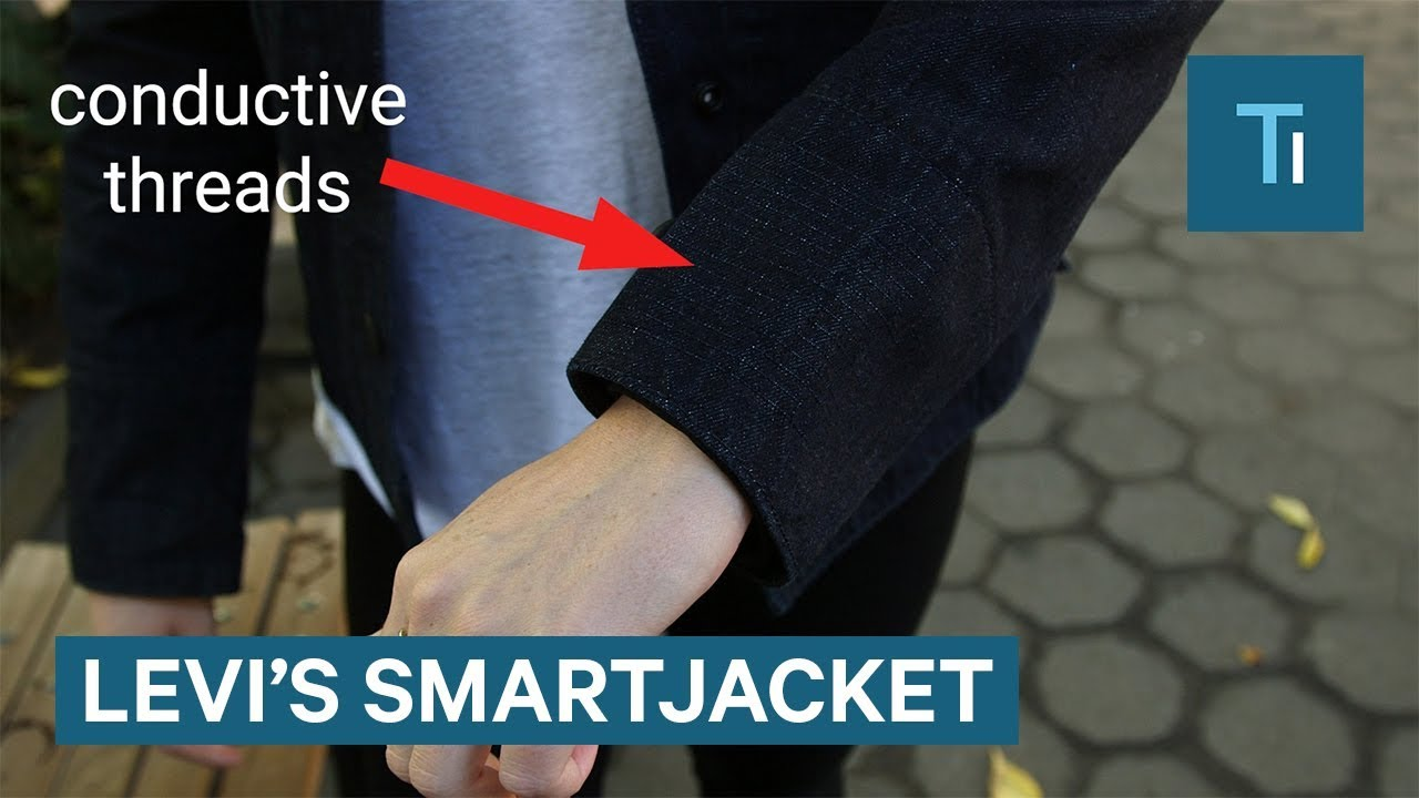 I wore Google's and Levi's $350 smart jacket for a week