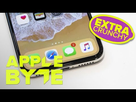 iPhone X preordering tips (Apple Byte Extra Crunchy, Ep. 107)