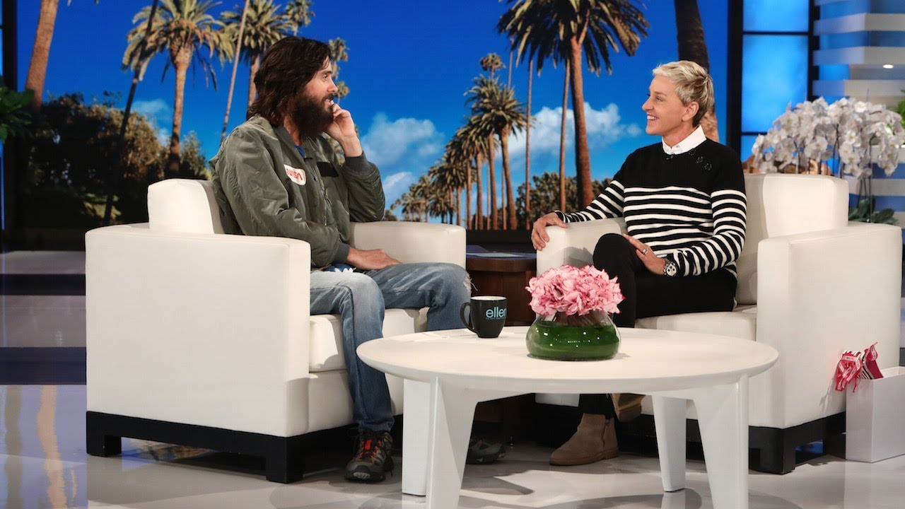 Jared Leto Hopes for Empathy & Kindness Following Las Vegas Attack