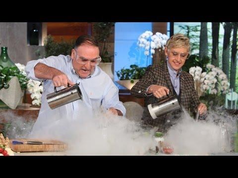 José Andrés Gets Cooking!