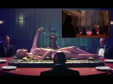 Katy Perry Admits To Being An Illuminati Slave In 'Bon Appetit' Video
