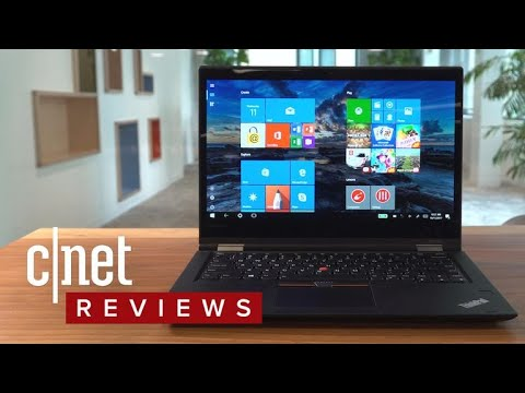 Lenovo ThinkPad Yoga 370 laptop