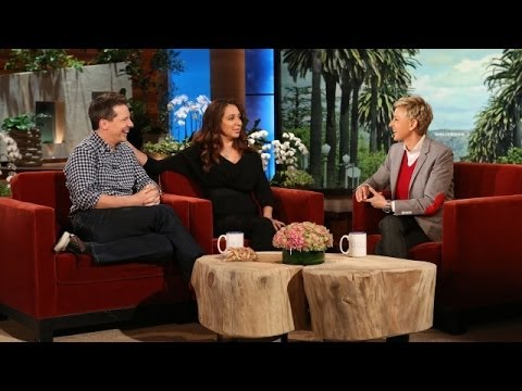 Maya Rudolph and Sean Hayes Chat with EllenMaya Rudolph and Sean Hayes Chat with Ellen