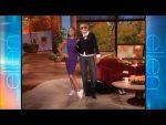 Memorable Moment: Victoria Beckham Swaps Shoes