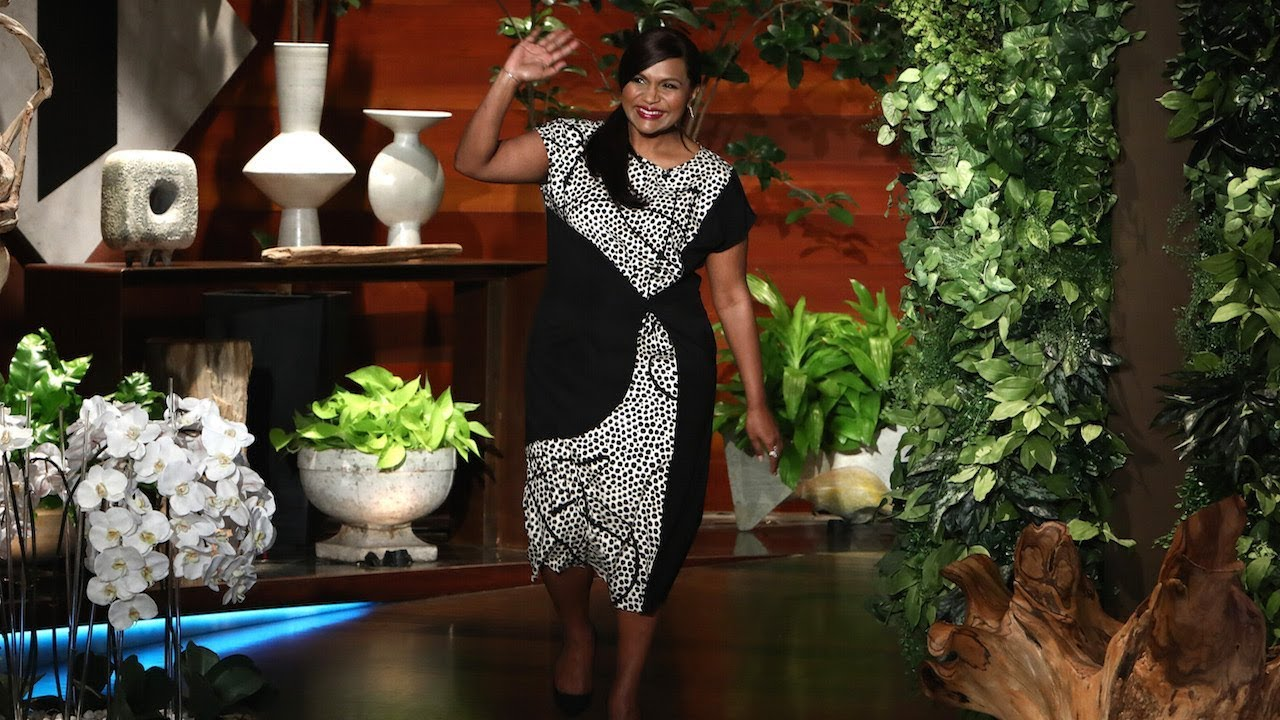 Mom-to-Be Mindy Kaling Reveals Gender of Her Baby