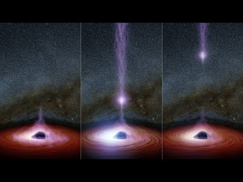 Mysterious Planet Ejected From Black Hole At Center Of Galaxy Warned Could Soon Impact Earth