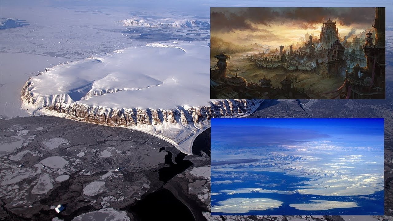NASA: Lost Civilization May Exist Beneath Antarctica