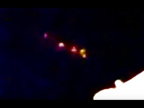 NASA stops transmissions from the ISS when a huge UFO appears in the video !!