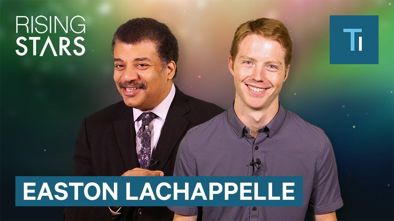 Neil deGrasse Tyson and Easton LaChappelle talk robots, prosthetics, and the Terminator