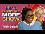Oprah and Ellen Answer Ellen's Burning Questions