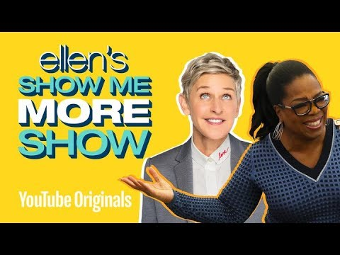 Oprah and Ellen Go Grocery Shopping: Show Me More Exclusive!
