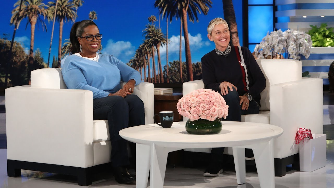 Oprah Dishes on Being Neighbors with Ellen