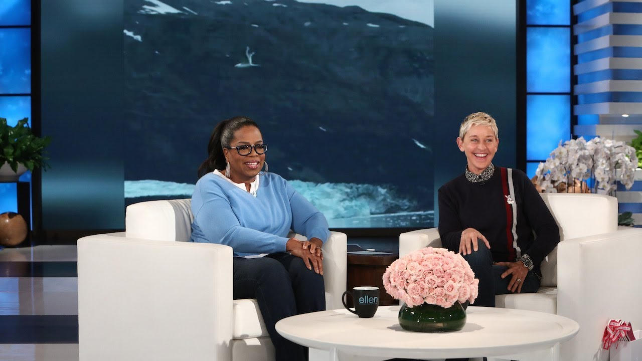 Oprah's Bald Eagle Sighting Is an Instant Mood Booster