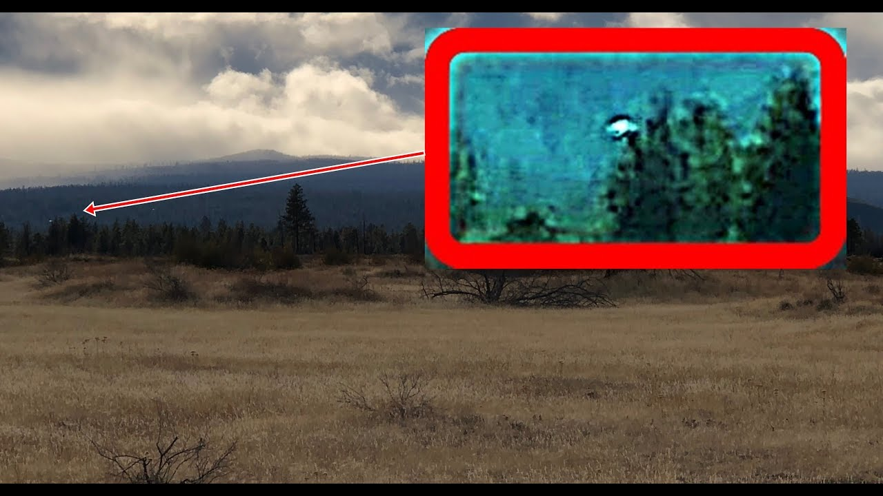 Oregon Witness Filmed Several BRIGHT, WHITE and BLUE UFOs