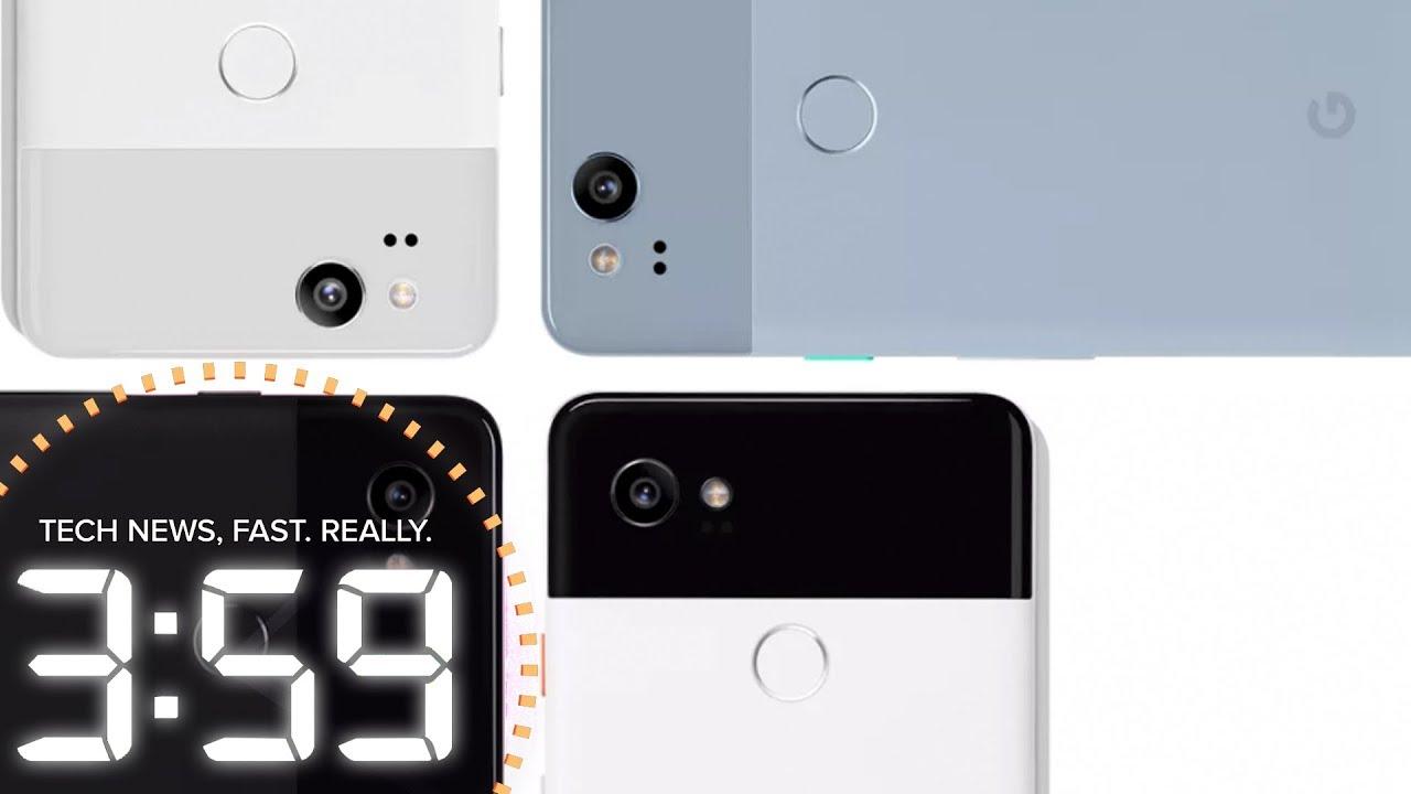 Pixel 2: No headphone jack, no dual lens, no problem? (The 3:59, Ep. 294)
