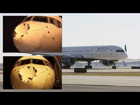 Plane carrying NBA stars hit by 'UFO' during Chicago descent