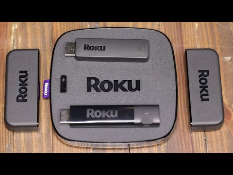 Roku Streaming Stick 2017 lineup