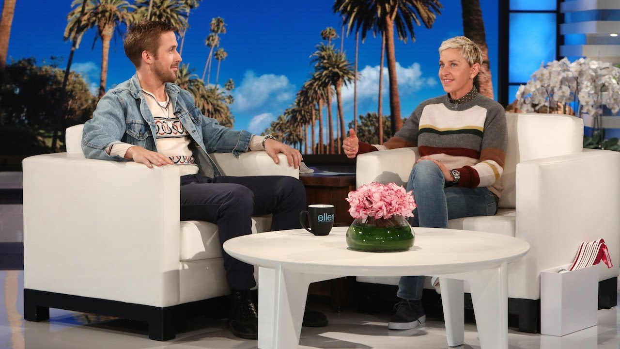 Ryan Gosling Nearly Knocked Out by Harrison Ford