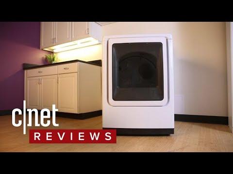 Samsung DV7750 dryer review