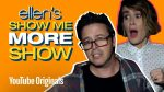 Sarah Paulson & Andy Lassner Scream Their Way Through a Haunted House
