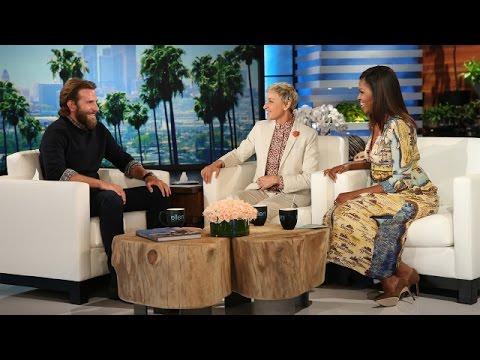 Surprise! It's Bradley Cooper