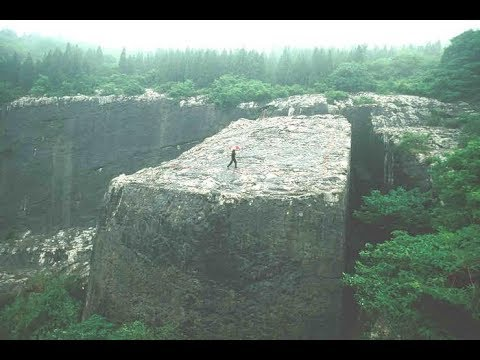 The Gigantic Megaliths Of Yangshan