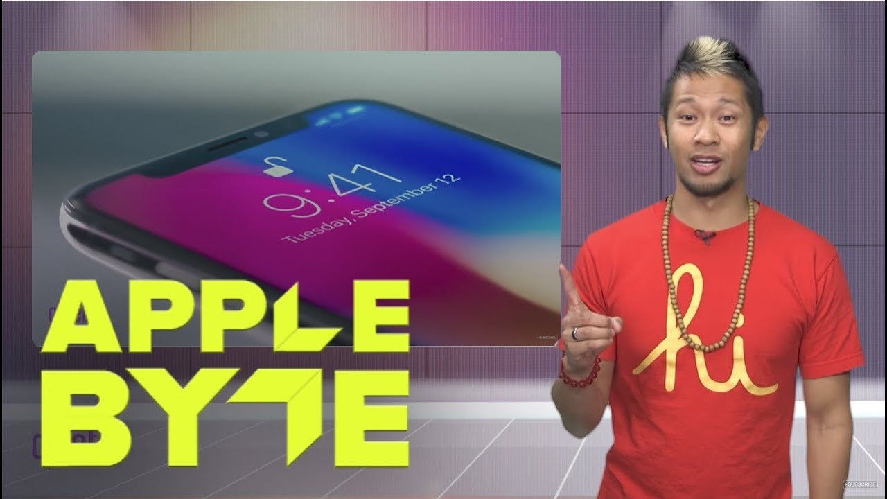The iPhone X's Face ID is coming to the iPad Pro (Apple Byte)