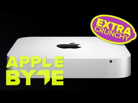 The Mac Mini is 3 years old!…since the last update. (Apple Byte Extra Crunchy, Ep.106)