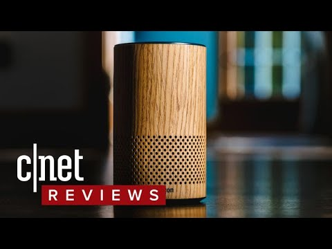 The new Amazon Echo, reviewed