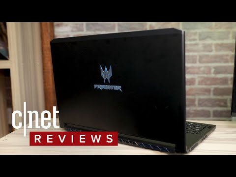 Acer Triton 700 gaming laptop review