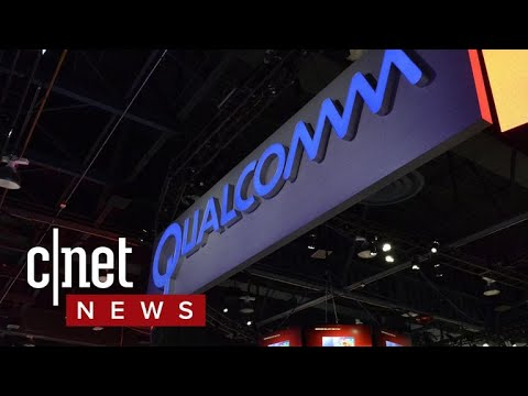 Apple may stop using Qualcomm parts in iPhones (CNET News)