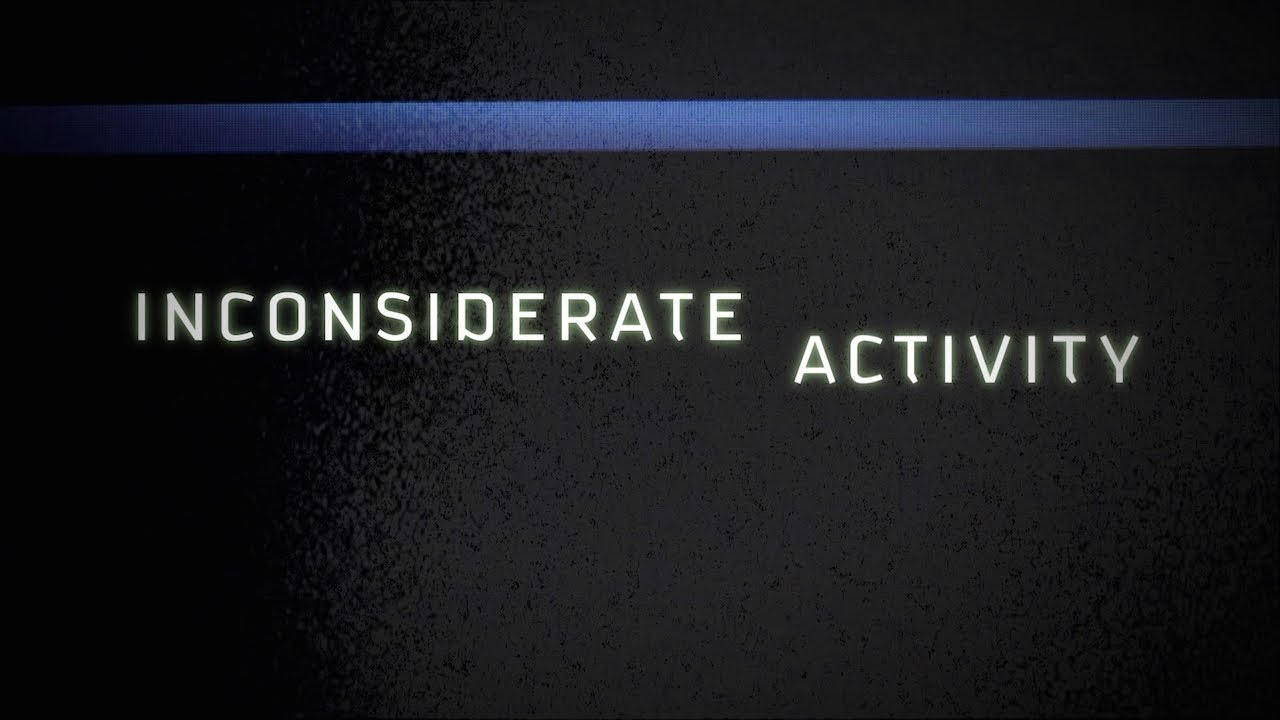 Ellen Debuts 'Inconsiderate Activity' Trailer