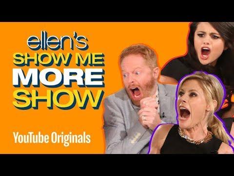 Ellen Scares So Many Celebrities