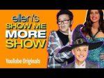 Halloween Special: Ellen's Show Me More Show