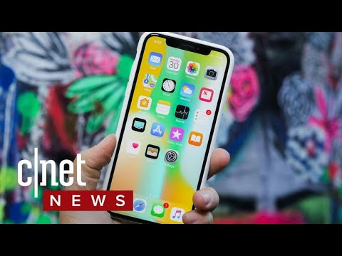 iPhone X first impressions, T-Mobile/Sprint merger dead (Tech Today)