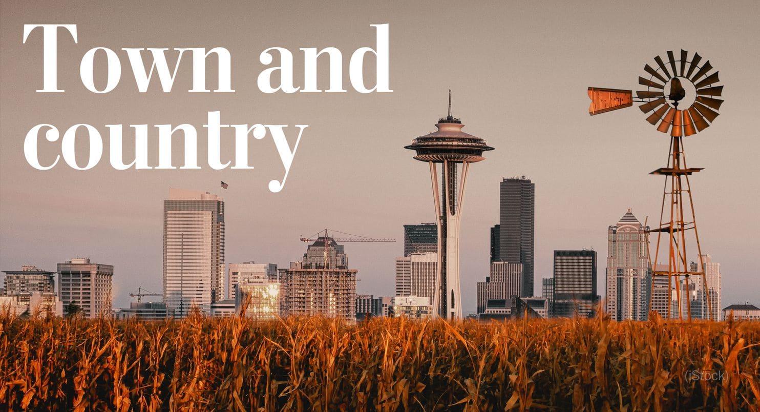 The growing urban-rural divide in global politics