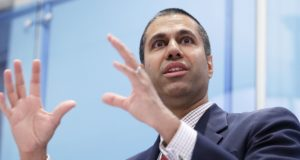 ajit pai chairman fcc federal communications commission net neutrality
