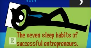 The 7 Sleep Habits of Successful Entrepreneurs