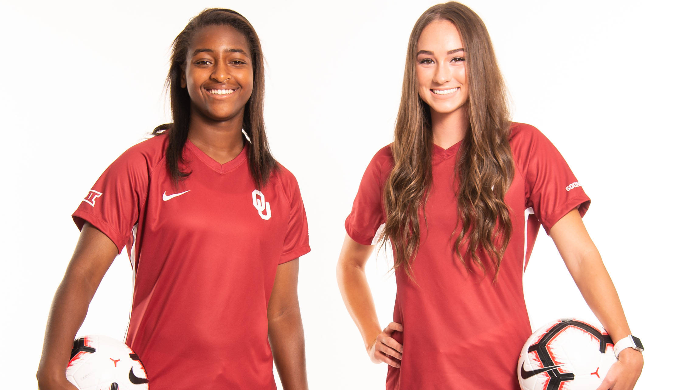 Meet the Freshmen: Forwards – The Official Site of Oklahoma Sooner Sports