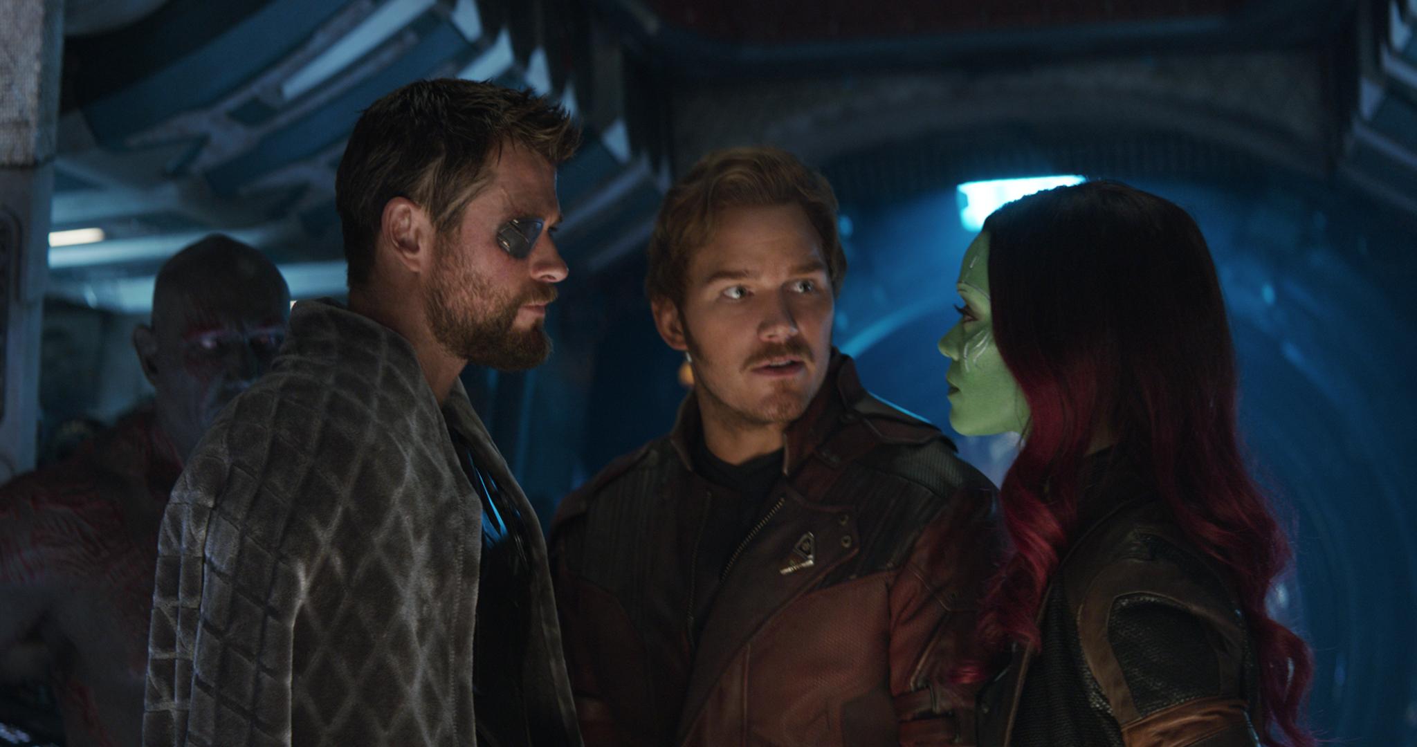 Avengers: Infinity War Gag Reel Clip Is Full of Funny Faces
