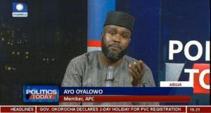 Saraki Will Be Impeached - Ayo Oyalowo | Politics Today |