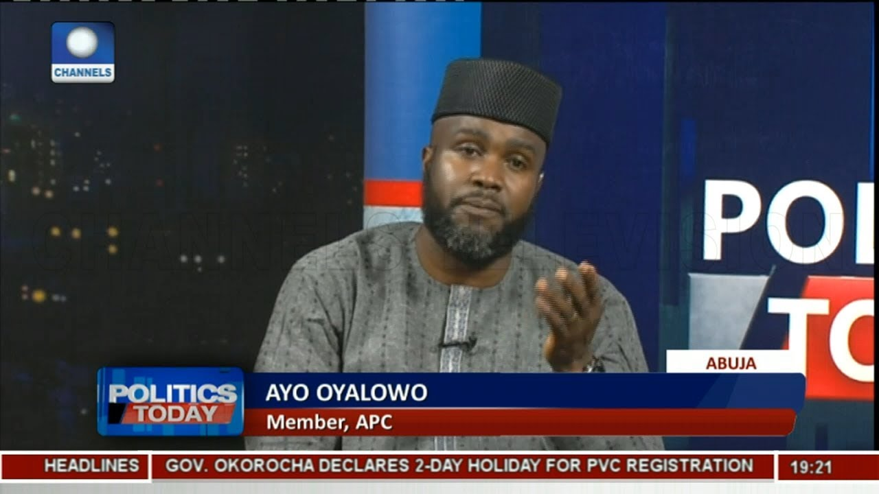 Saraki Will Be Impeached – Ayo Oyalowo | Politics Today |