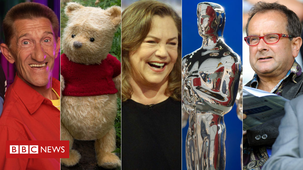 8 of this week's biggest entertainment stories