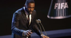 Idris Elba fuels first black James Bond buzz
