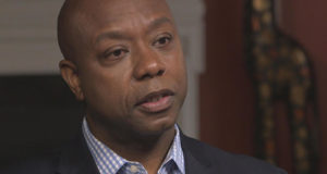 GOP Sen. Tim Scott on politics, race and Trump