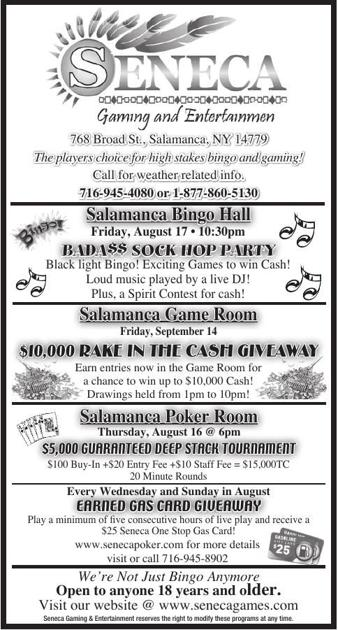 Seneca Gaming & Entertainment