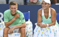 Social buzz: All smiles for Barty and Schuurs